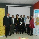 20 avril : cérémonie de signature de convention de partenariat entre DHL