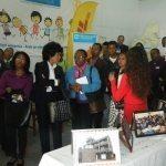 Exposition des activités de l'Association pour les 25 ans